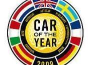 Voiture l'année 2009: finalistes