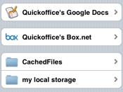 Accédez votre iDisk bientôt Google depuis iPhone