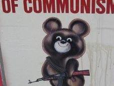 affiches musée Communisme Prague