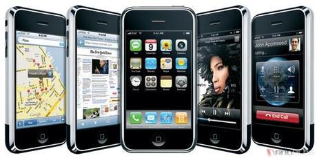 Liens iPhone