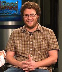 Seth Rogen taken by Phil Konstantin on July 27...