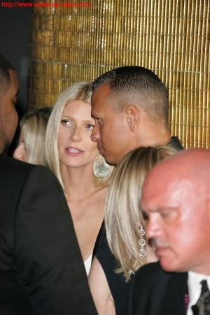 Gwyneth Paltrow et Alex Rodriguez