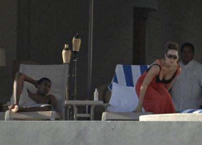 Mariah Carey et Nick Cannon s'offrent des vacances au Mexico (Photos) !