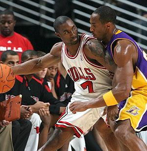 Preview: 18.11.08 Bulls @ Lakers