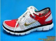 chaussure transformers rouge seule