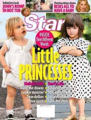 La fille de Tom Cruise détrône la fille d'Angelina Jolie !