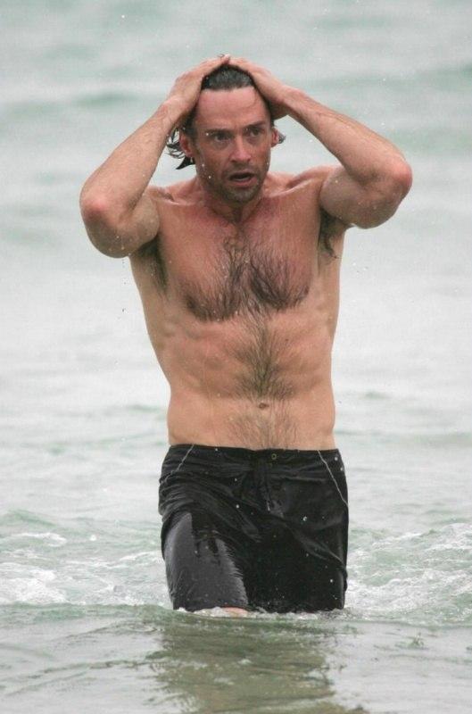 Hugh Jackman lhomme le plus sexy du monde - Paperblog