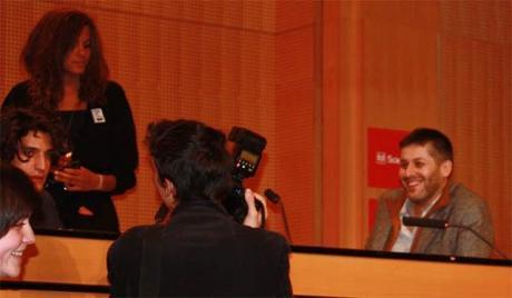 Christophe Honoré à la rencontre des étudiants parisiens