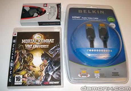 [Achat] Mortal Kombat VS DC Universe sur PS3