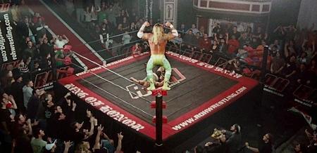 The Wrestler : le trailer enfin dévoilé !!!