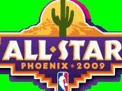 Voter pour joueurs préférés participent All-star game 2009