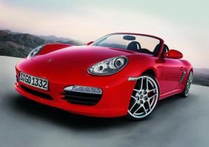 Porsche Boxster et Porsche Cayman : Facelift 2009