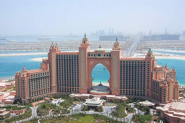 Hotel 7 Etoile Dubai inauguration de l'atlantis palm 7 étoiles à dubai - paperblog