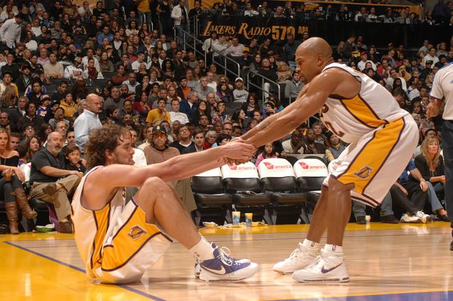 23.11.08 Kings 108 - 118 Lakers