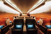 sièges luxe avion