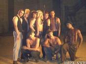 """clip vidéo """"Circus"""" troisième single Britney Spears (les images)"""