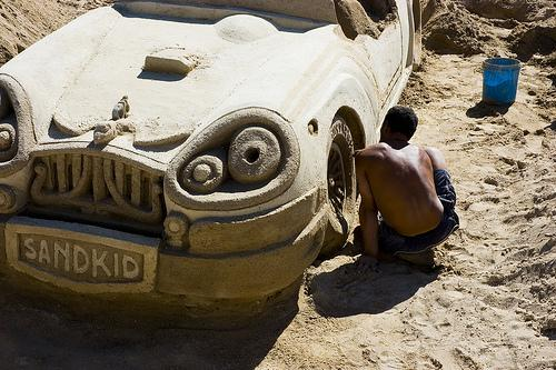 Sandcar (cc-by-nc-sa) by Mr Juergen