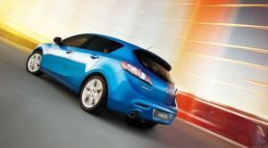 Mazda 3 : première photo