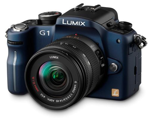 Panasonic Lumix DMC-G1.