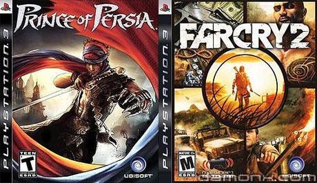 Far Cry 2 et le nouveau Prince Of Persia