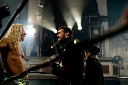 The Wrestler : encore et toujours plus de photos !!