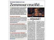 """""""Race"""" Eric Zemmour répond"""