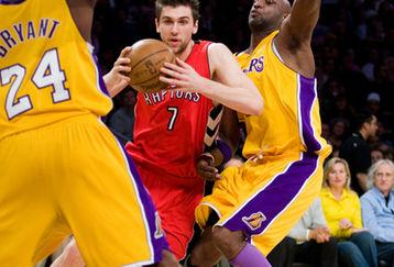 Preview: 30.11.08 Raptors @ Lakers