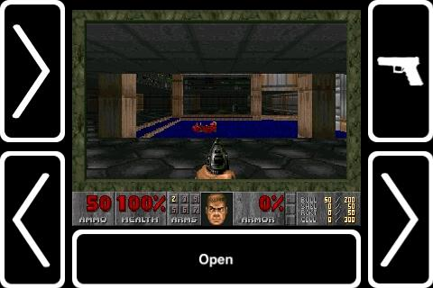 Doom sur iPhone