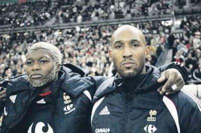 Anelka, Drogba et Cissé privés d'une fête avec Lil' Wayne et Akon !