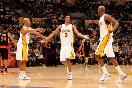 30.11.08: Raptors 99 - 112 Lakers