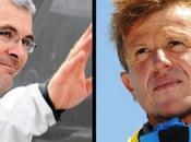 Vendée Globe: Riou Dick évitent collision!