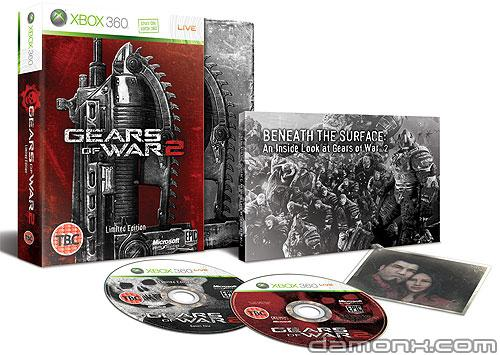Coffret Collector Gears of War 2
