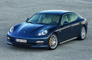 Porsche Panamera présentée au Salon de Shanghai