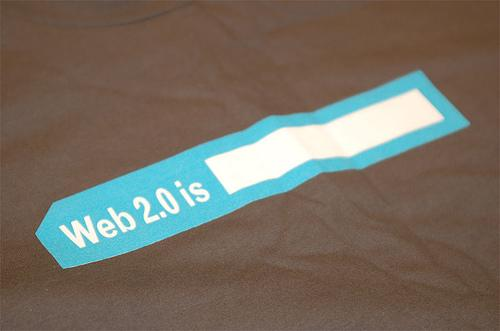 Official Web 2.0 Expo Shirt - Contest