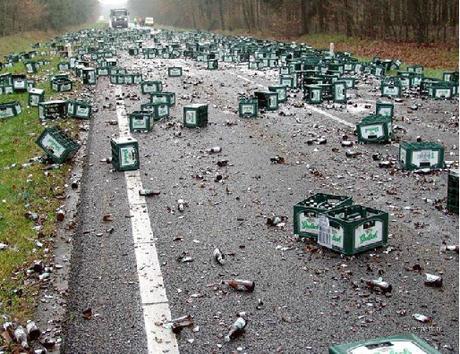 PHOTOS - Des accidents