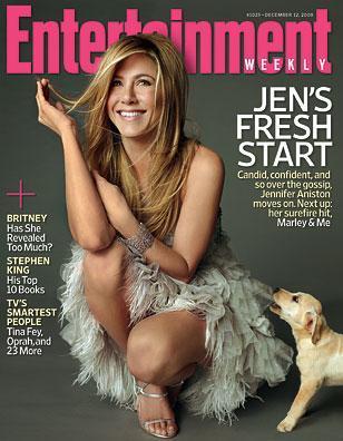 Marley et Moi : Jennifer Aniston a du chien