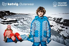 KATVIG vetement enfant eco-friendly