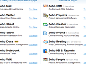 Créer formulaire contact avec Zoho Creator