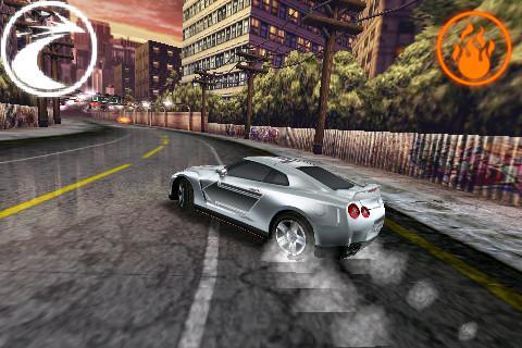 Need for Speed Undercover pour l'iPhone