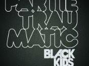 Chronique disque pour POPnews, Partie traumatic Black Kids