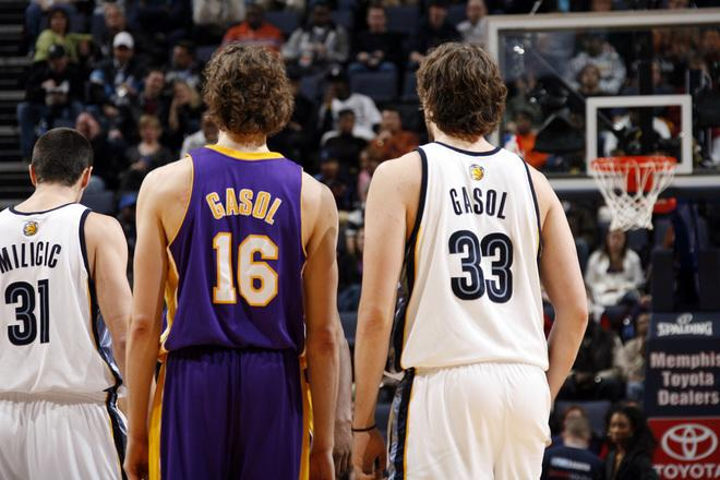 Lakers 105 - 96 Grizzlies 22.12.2008