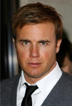 Gary Barlow, chanteur de Take That