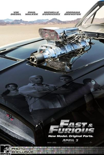 Fast and furious 4 trailer VF
