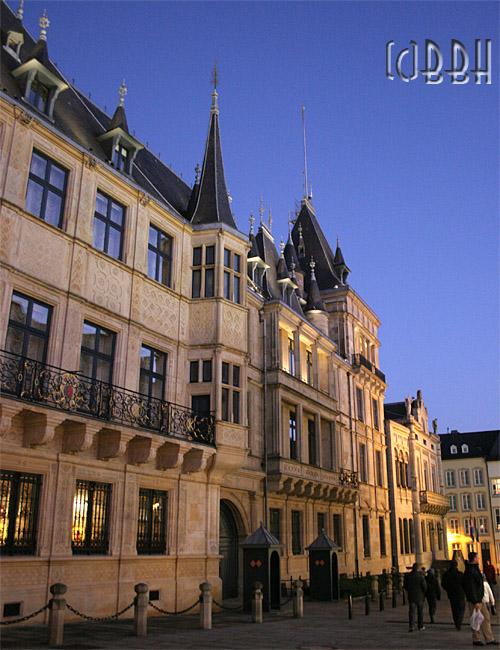 Luxembourg-Ville: Palais Grand-Ducal