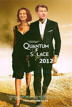Quantum Of Solace 2012