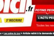 Francois Sarkozy aurait fait retirer article Voici