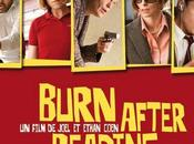 Burn after reading réalisé frères Joël Ethan Coen