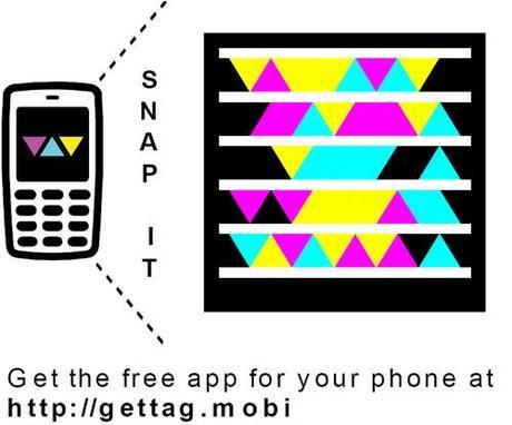 Microsoft Tag : concurrent de MobileTag