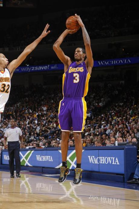 Warriors 106 @ 114 Lakers. (07.01.2009)