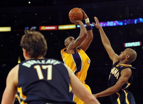09.01.09: Pacers 119 - 121 Lakers